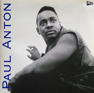 Album  Cover Paul Anton - Paul Anton on SIAM Records from 1994
