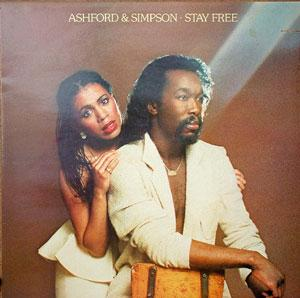 Album  Cover Ashford & Simpson - Stay Free on WARNER BROS. Records from 1979