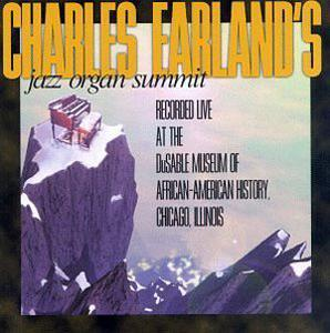 Album  Cover Charles Earland - Jazz Organ Summit on CANNONBALL Records from 1998