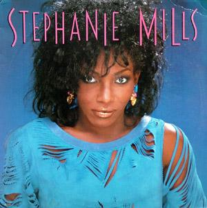 Album  Cover Stephanie Mills - Stephanie Mills on MCA Records from 1985