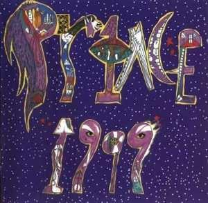 Album  Cover Prince - 1999 on WARNER BROS. Records from 1982