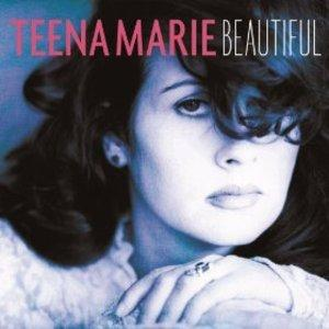 Album  Cover Teena Marie - Beautiful on UME Records from 2013