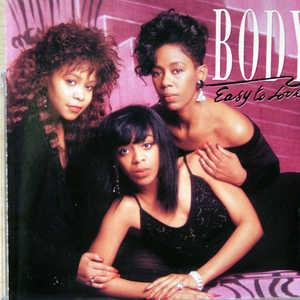 Album  Cover Body - Easy To Love on MCA Records from 1990