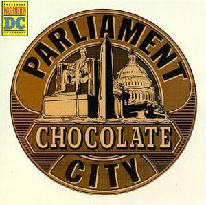 Album  Cover Parliament - Chocolate City on CASABLANCA Records from 1975
