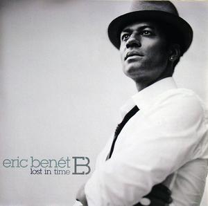 Album  Cover Eric Benét - Lost In Time on REPRISE Records from 2010