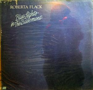 Album  Cover Roberta Flack - Blue Lights In The Basement on ATLANTIC Records from 1978