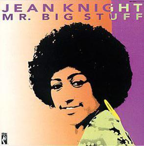 Album  Cover Jean Knight - Mr Big Stuff on STAX Records from 1971