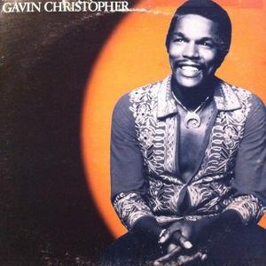 Album  Cover Gavin Christopher - Gavin Christopher 76 on ISLAND Records from 1976