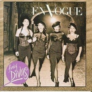 Album  Cover En Vogue - Funky Divas on ATLANTIC Records from 1992