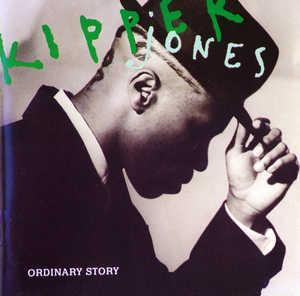 Album  Cover Kipper Jones - Ordinary Story on ATLANTIC Records from 1990