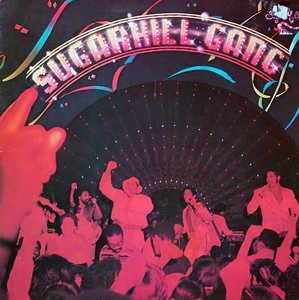 Front Cover Album Sugarhill Gang - Sugarhill Gang