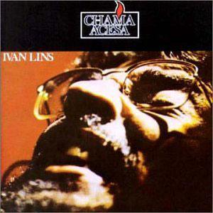 Album  Cover Ivan Lins - Chama Acesa on RCA Records from 1975
