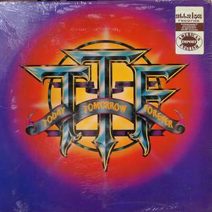 Album  Cover T.t.f. - Ttf on RSO Records from 1979