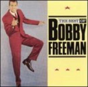 Album  Cover Bobby Freeman - Best Of Bobby Freeman on SEQUEL Records from 1992