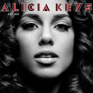 Album  Cover Alicia Keys - As I Am on SONY Records from 2007