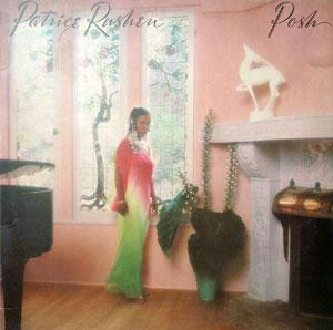 Album  Cover Patrice Rushen - Posh on ELEKTRA Records from 1980