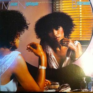 Album  Cover Maxine Nightingale - Bittersweet on LIBERTY Records from 1981