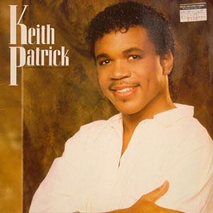 Album  Cover Keith Patrick - Patrick, Keith on ATLANTIC Records from 1987