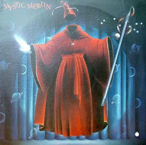 Album  Cover Mystic Merlin - Mystic Merlin on CAPITOL Records from 1980