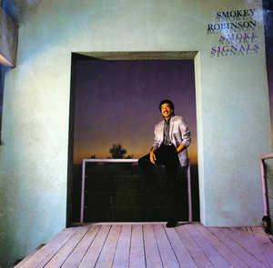 Album  Cover Smokey Robinson - Smoke Signals on TAMLA Records from 1985