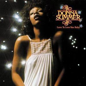 Front Cover Album Donna Summer - Love To Love You Baby