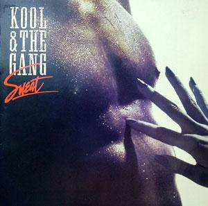 Album  Cover Kool & The Gang - Sweat on MERCURY Records from 1989