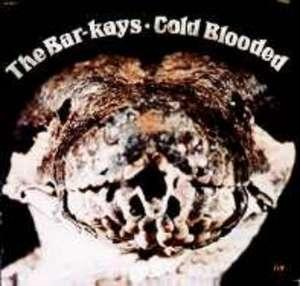 Album  Cover The Bar Kays - Coldblooded on STAX Records from 1974