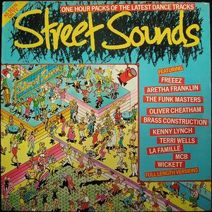Front Cover Album Various Artists - Street Sounds Edition 5