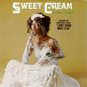 Album  Cover Sweet Cream - Sweet Cream & Other Delights  on SHADYBROOK (JANUS) Records from 1978