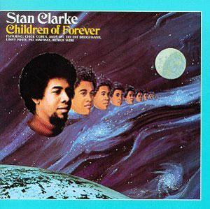 Album  Cover Stanley Clarke - Children Of Forever on ONE WAY Records from 1972