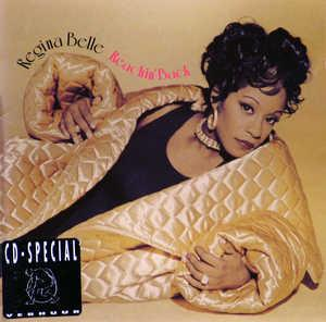 Album  Cover Regina Belle - Reachin' Back on COLUMBIA Records from 1995