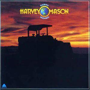 Front Cover Album Harvey Mason - Earthmover