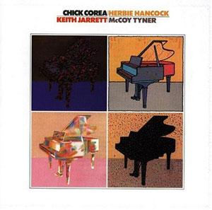 Album  Cover Mccoy Tyner - Chick Corea, Herbie Hancock, Keith Jarrett,... on ATLANTIC Records from 1976