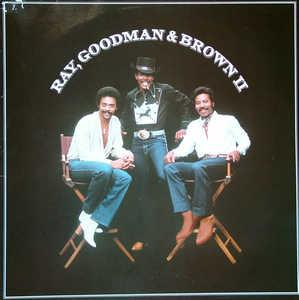 Album  Cover Ray Goodman & Brown - Ray, Goodman & Brown Ii on POLYDOR Records from 1980