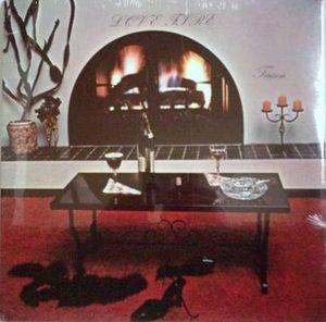Album  Cover Love Fire Faison - Erect on  Records from 1981