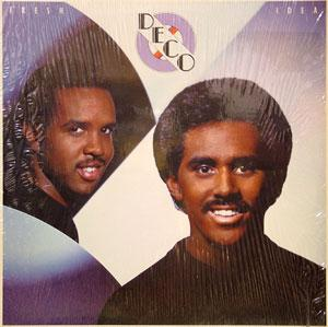 Album  Cover Deco - Fresh Idea on QWEST Records from 1983
