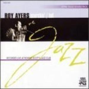Album  Cover Roy Ayers - Searchin' on RONNIE SCOTT'S JAZZ HOUSE Records from 1991