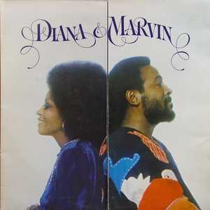 Album  Cover Marvin Gaye - Diana And Marvin on MOTOWN Records from 1973