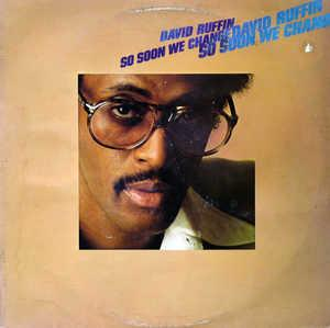 Album  Cover David Ruffin - So Soon We Change on WARNER BROS. Records from 1979