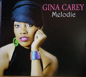 Album  Cover Gina Carey - Melodic on GICO MUSIC Records from 2011