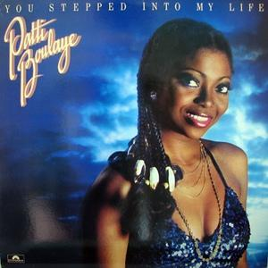 Album  Cover Patti Boulaye - You Stepped Into My Life on POLYDOR Records from 1979
