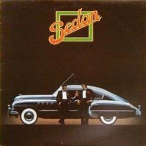 Album  Cover Sedan - Sedan on COTILLION Records from 1985