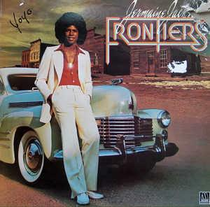 Album  Cover Jermaine Jackson - Frontiers on MOTOWN Records from 1978