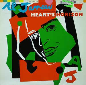 Front Cover Album Al Jarreau - Heart's Horizon