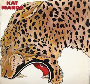 Album  Cover Kat-mandu - Kat Mandu on MARLIN Records from 1979