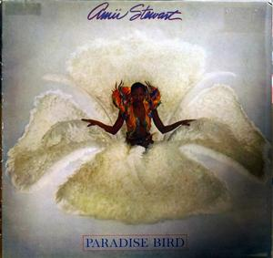 Album  Cover Amii Stewart - Paradise Bird on ARIOLA Records from 1979