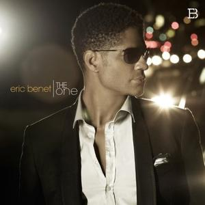 Album  Cover Eric Benét - The One on JORDAN HOUSE Records from 2012