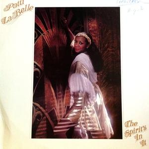 Album  Cover Patti Labelle - The Spirit's In It on PHILADELPHIA INTERNATIONAL Records from 1981