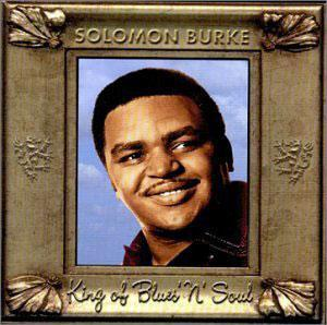 Album  Cover Solomon Burke - Soul Of The Blues on BLACK TOP Records from 1993