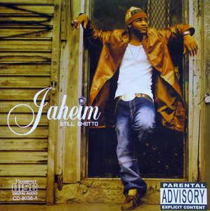 Album  Cover Jaheim - Still Ghetto on WARNER BROS. Records from 2002